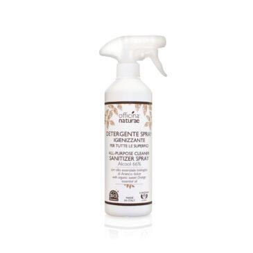 Detergente spray igienizzante - Officina naturae