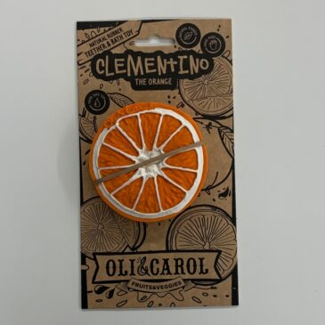 The orange Clementino - Oly&Carol