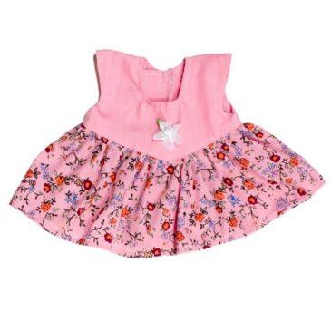 Vestitinofiorato per bambole kids - Rubensbarn