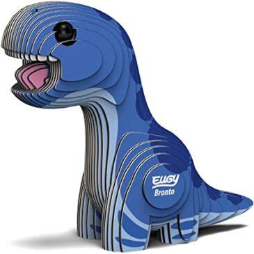 3Dkit costruisco il Brontosauro - Eugy