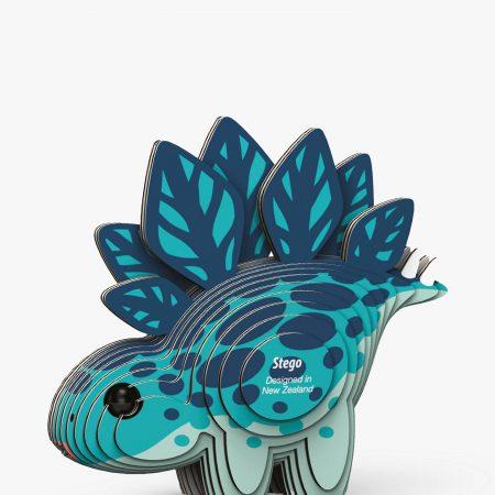 3Dkit costruisco lo Stegosauro - Eugy