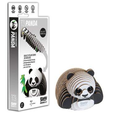 3Dkit costruisco il panda - Eugy