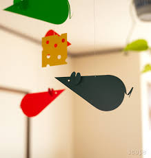Cheese mice - Flensted mobiles