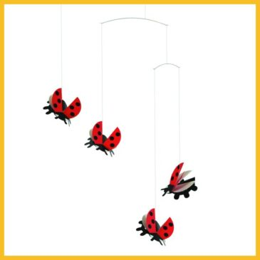 Lady bird - Flensted mobiles