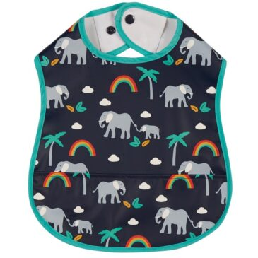 Bavaglino elefanti - Frugi