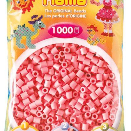 1000 Perline da stirare rosa chiaro - Hama