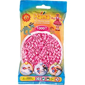 1000 Perline da stirare rosa - Hama