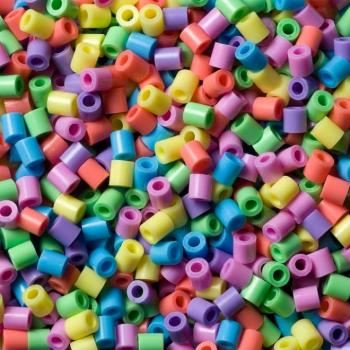1000 Perline mix pastello - Hama