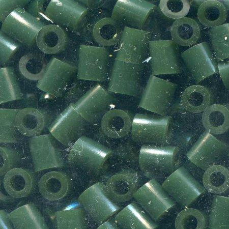 1000 Perline da stirare verde scuro - Hama