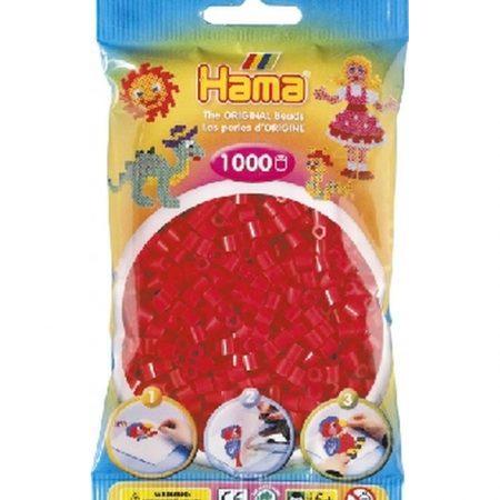 1000 Perline da stirare arancio - Hama