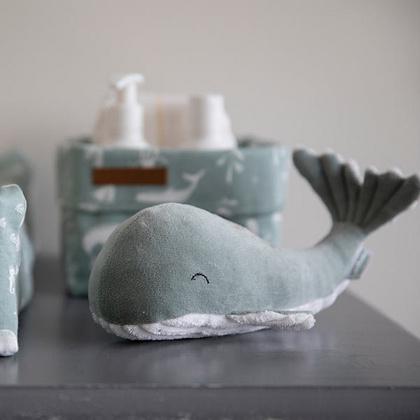 Balena grande verde menta - Litlle Dutch