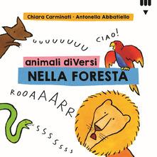 Animali diVersi nella foresta - Lapis