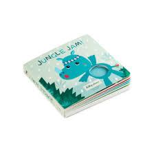 """Libro sonoro Jungle jam!"""" - Lilliputiens"""