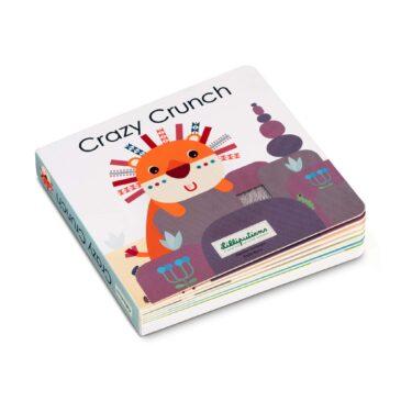 """Libro sonoro """"Crazy Crunch"""" - Lilliputiens"""