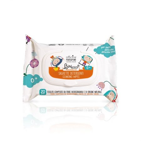 Biricco - Salviette Detergenti - Officina Naturae