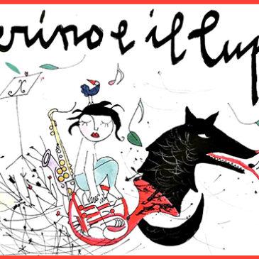 Pierino e il lupo CD - Poesia in azione