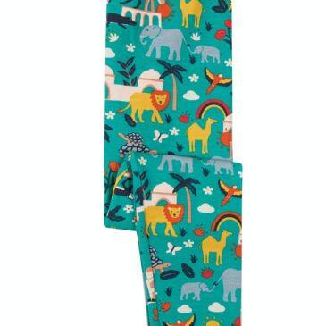 Leggings india 3/6 mesi - Frugi