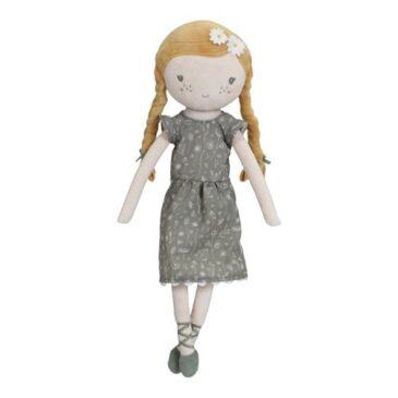bambola 35 cm. capelli biondi- Little Dutch