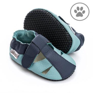 Babbucce taglia 22/23 XL Sandal Sky Soft Paws- Liliputi