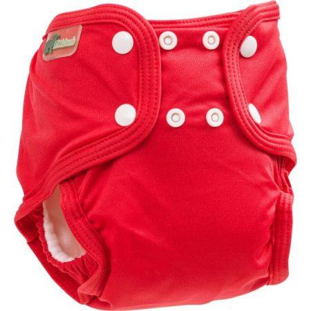 Pannolino Pocket Taglia 1 Rosso - Little Lamb