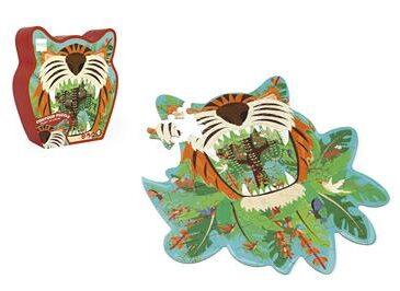 Puzzle Tigre 59 pz. - Scratch