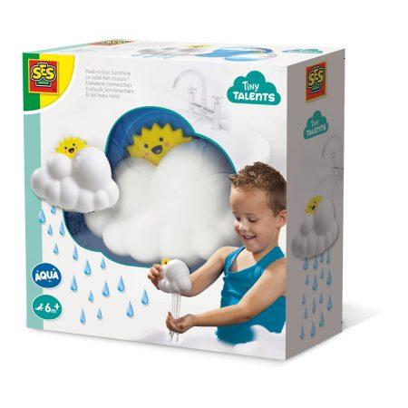 Gioco da bagno nuvola e sole - Ses