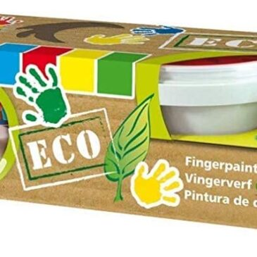 Pittura a dito eco - SES