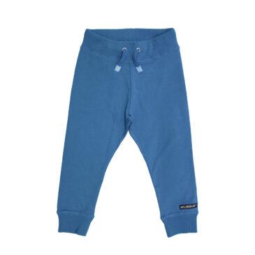 Pantaloni tuta azzutto 98cm. - Villervalla