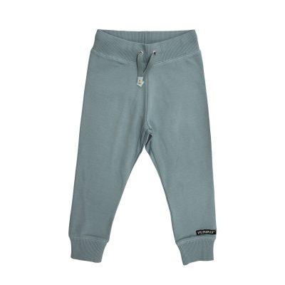 Pantaloni tuta grigio 98cm. - Villervalla
