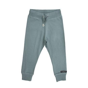 Pantaloni tuta grigio 104cm. - Villervalla