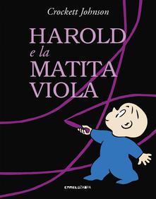 Harold e la matita viola - Carmelozampa