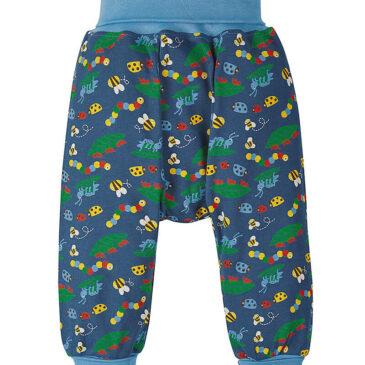 Pantaloni alla turca big formiche 4/5 anni - Frugi