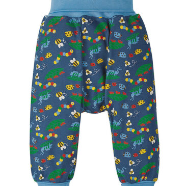 Pantaloni alla turca big formiche0/3 mesi - Frugi
