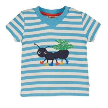 maglia formica 4/5 anni - Frugi