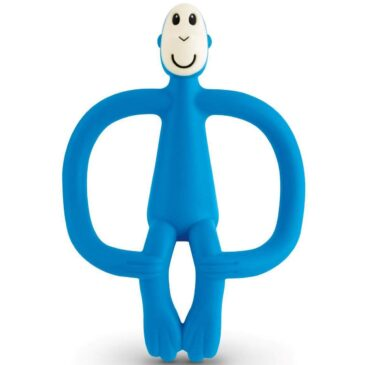 Scimmia dentizione blu - Matchstick monkey