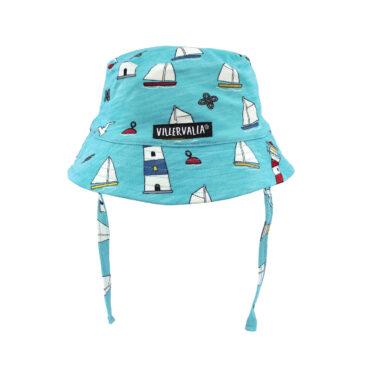 Cappellino con protezione UV faro 42/44 - Villervalla