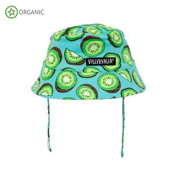 Cappellino con protezione UV kiwi 44/46 - Villervalla