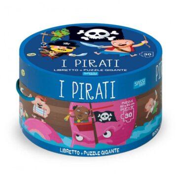 I pirati puzzle 30pz. - Sassi