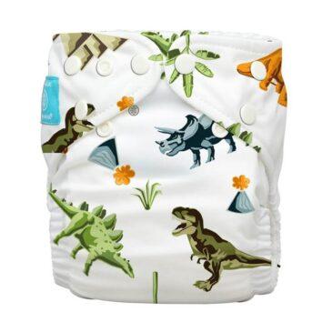 Pannolino Pocket Taglia Unica Dinosaurs - Charlie Banana