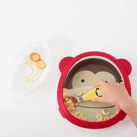 Piatto scimmia - Skip Hop