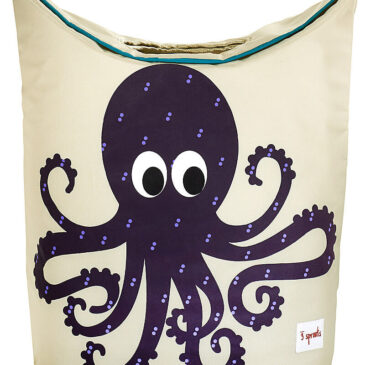 Portabiancheria Octopus - 3 Sprouts