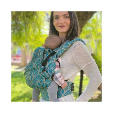 Neko Switch Baby size Kidonya Marina - Marsupio ergonomico regolabile