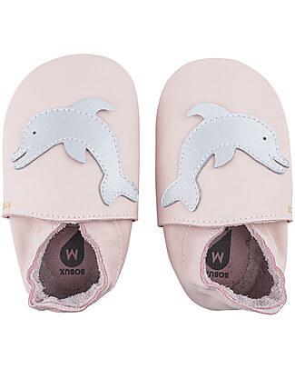 Babbucce taglia 18-19 M delfino rosa - Bobux