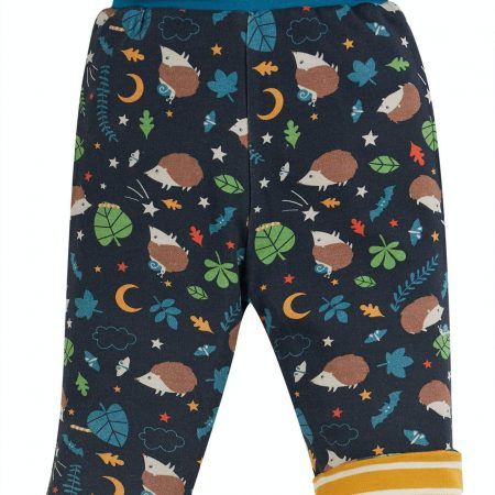 Pantalone reversibile ricci 4/5 anni - Frugi