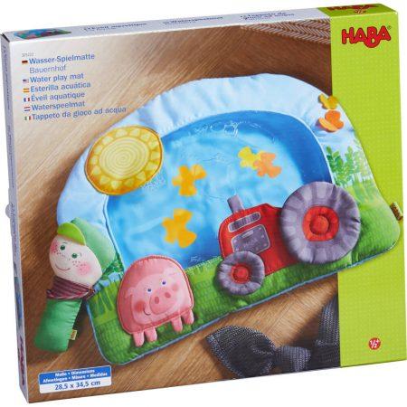 Tappeto da gioco ad acqua Fattoria - Haba