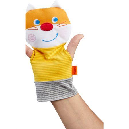 burattino gioco con le dita gatto - Haba