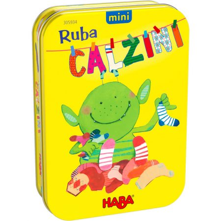 Rubacalzini mini - Haba