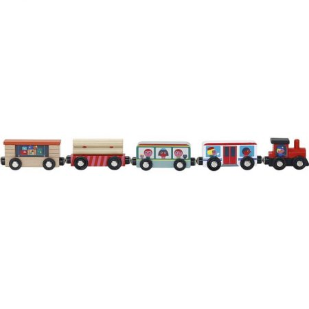 Locomotiva e vagoni - Vilac