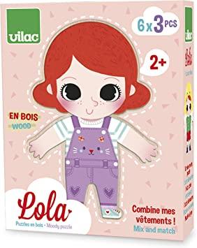 Lola puzzle - Vilac