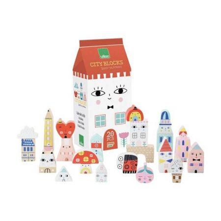 Costruzioni Tiny city - Vilac
